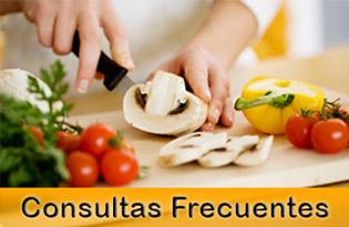 Manipulador de Alimentos: Consultas frecuentes (I)