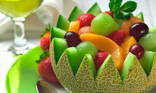 Alimentos Hidratantes para el Verano