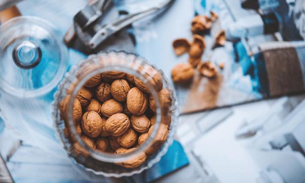 Beneficios de comer frutos secos