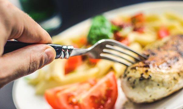 Alimentos bajos en calorías para cenar