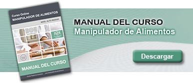 Manual de Manipulador de Alimentos