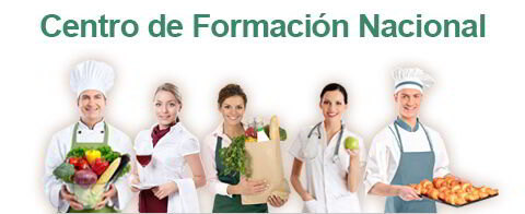 Manipulador de Alimentos - Centro de Formación Nacional